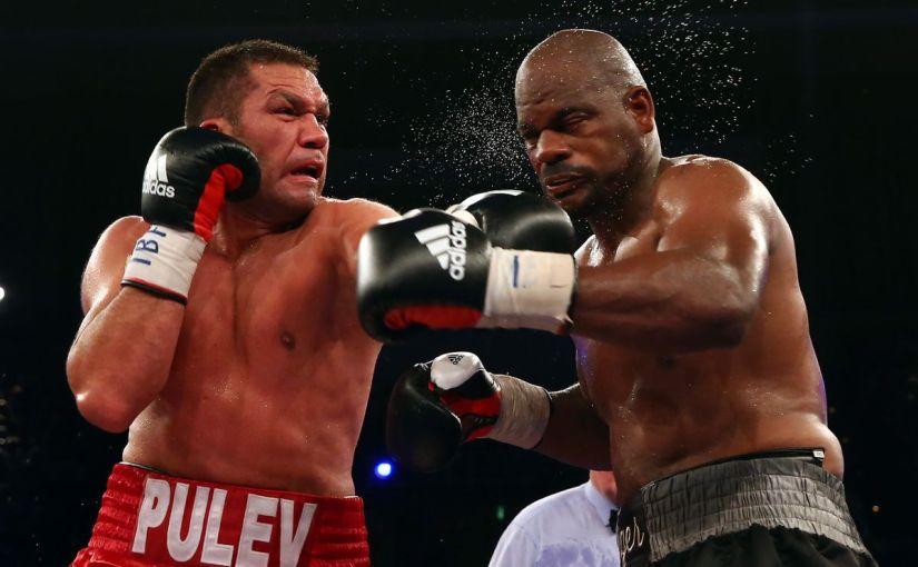 Pro Boxing Coach Manny Masson /VersusFit